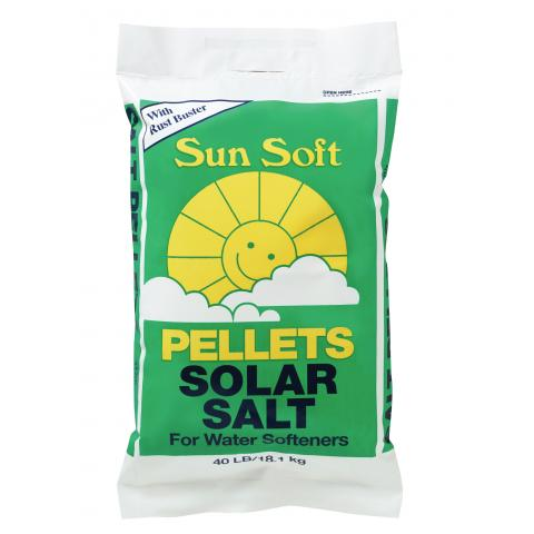 Pellets Solar Salt | Sun Soft