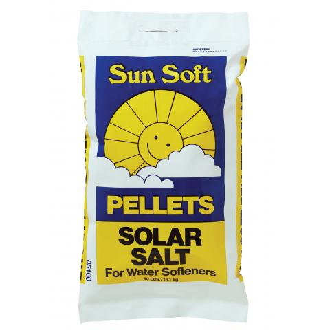 Solar Salt Pellets Sun Soft