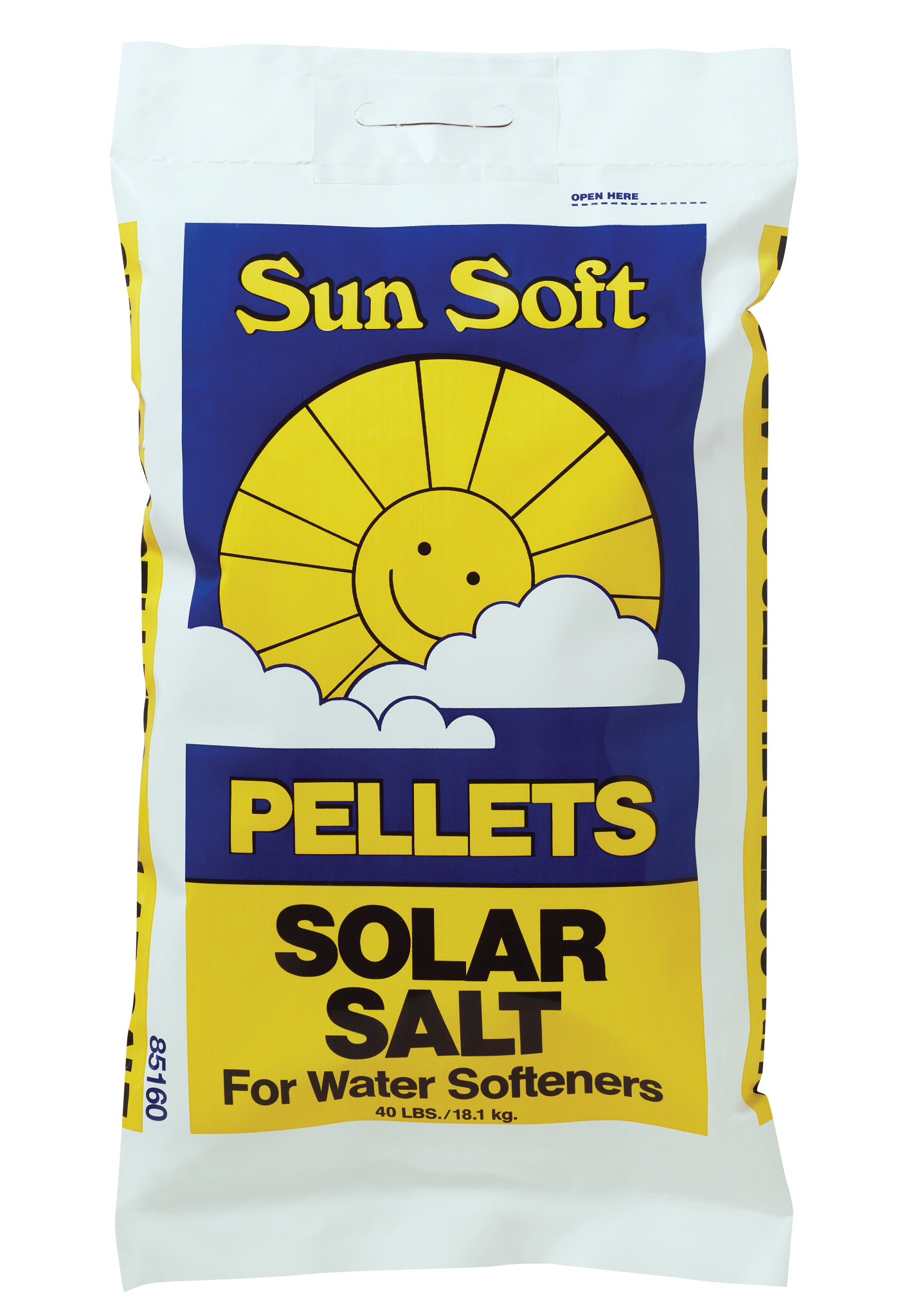 Solar Salt Pellets Sun Soft